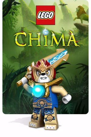 Afbeelding voor categorie Lego Chima