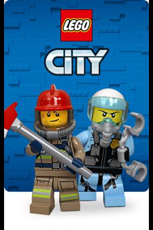 Afbeelding voor categorie Lego City