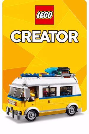 Afbeelding voor categorie Lego Creator