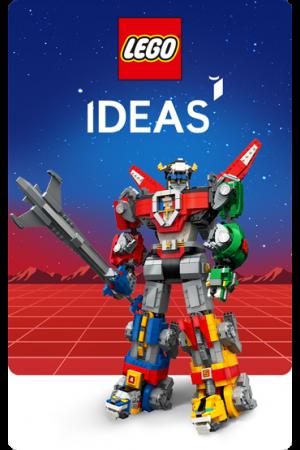 Afbeelding voor categorie Lego Ideas