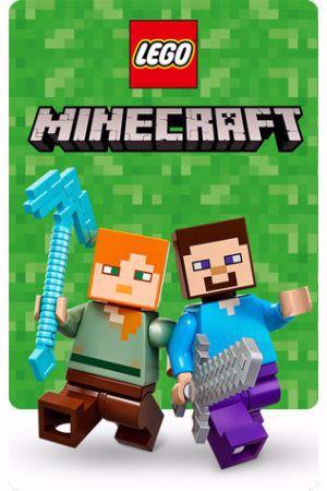 Afbeelding voor categorie Lego Minecraft