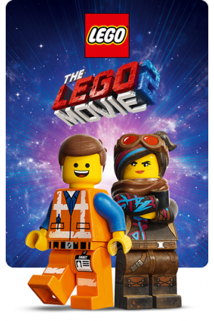Afbeelding voor categorie Lego Movie