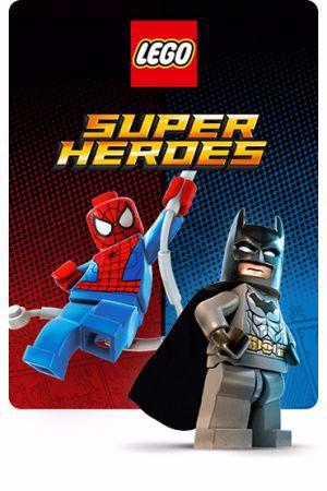 Afbeelding voor categorie Lego Super Heroes