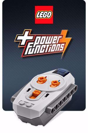 Afbeelding voor categorie Lego Powerfunctions