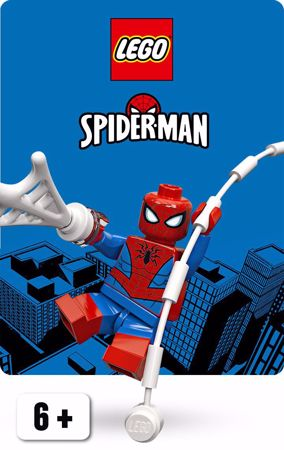 Afbeelding voor categorie Lego Spiderman
