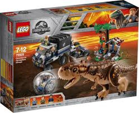Afbeelding van 75929 Gyrobolontsnapping van Carnotaurus
