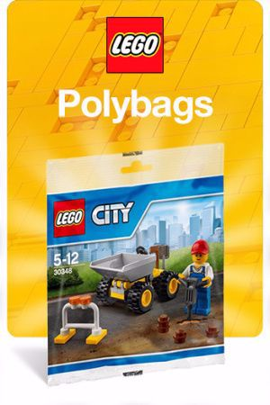 Afbeelding voor categorie Lego Polybags