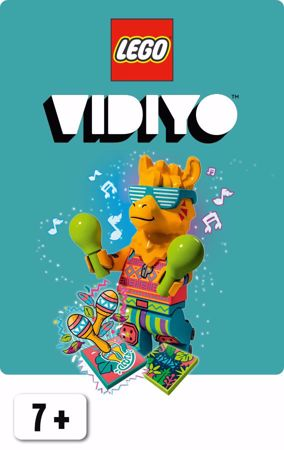 Afbeelding voor categorie Lego Vidiyo